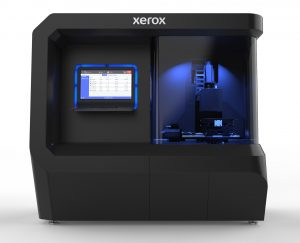 Xerox Liquid metal 3D printer