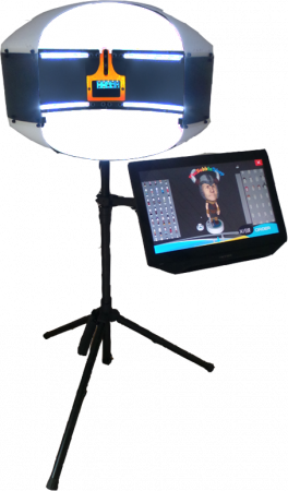 BB-Scan The Bobble Shop - Scanners 3D