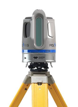 Polaris Teledyne Optech - Scanners 3D