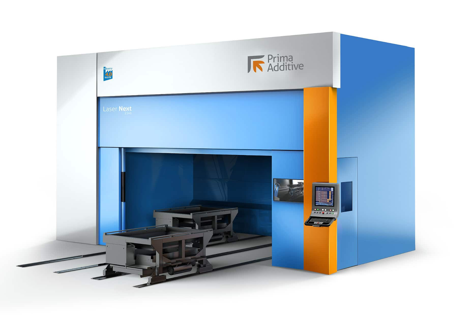 Laser Next 2141 Prima Additive - Imprimantes 3D