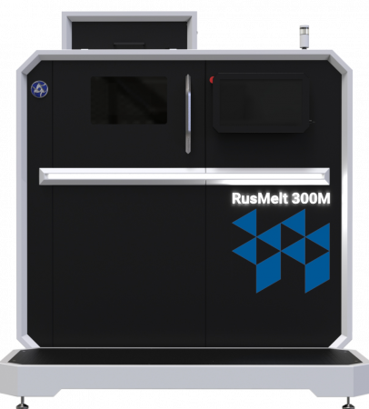 RusMelt 300 Rusatom Additive Technologies - Métal