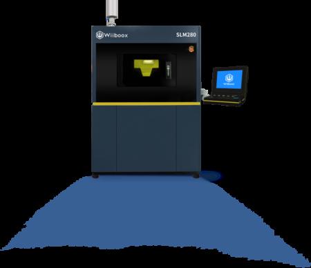 SLM280 Wiiboox - Métal