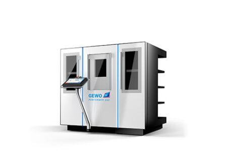 PERFORMER 260 GEWO3D - Fabrication hybride, Haute température