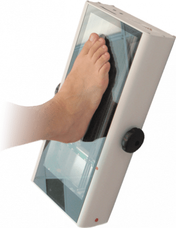 3D Plantar Scanner Vorum - Scan corporel