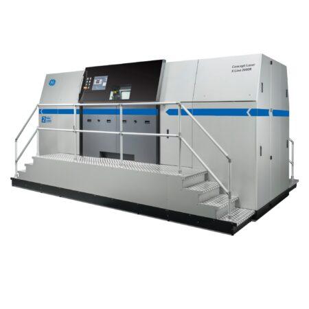 X Line 2000R GE Additive - Métal