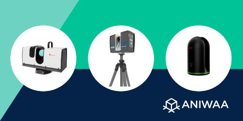 Scanners laser terrestres (à longue portée) : guide et sélection de produits