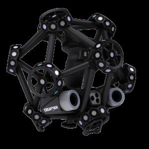 Creaform MetraSCAN-R BLACK Elite