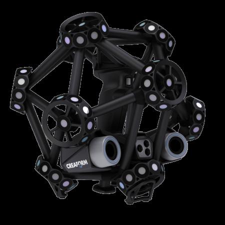 MetraSCAN-R BLACK Elite Creaform - Métrologie