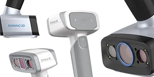 Shining 3D lance les modèles EinScan H et HX