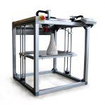 StoneFlower 3.0 Multimaterial 3D printer