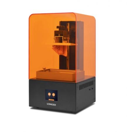 Orange 4K Longer3D - Petit prix, Résine