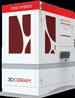 CERAMAKER C900 HYBRID 3DCeram - Imprimantes 3D