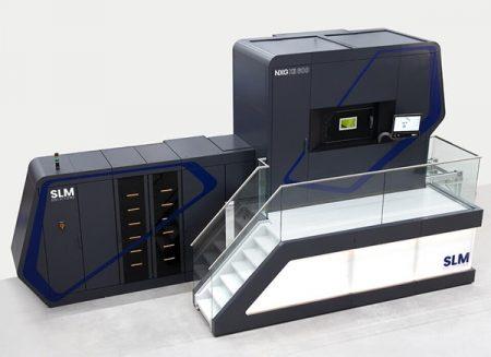 NXG XII 600 SLM Solutions - Métal