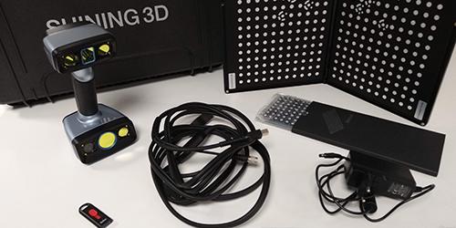 Test du Shining 3D EinScan HX : l'avis de l'expert
