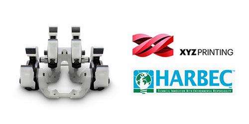 Étude de cas : La technologie SLS de XYZprinting au service de la robotique