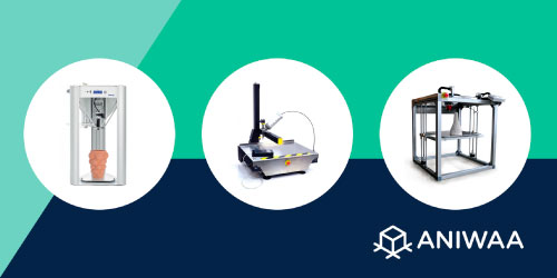 Imprimantes 3D d'argile : notre sélection et guide complet