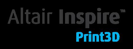 Inspire Print3D Altair - Modélisation 3D
