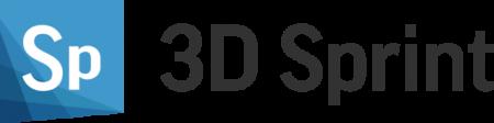 3D Sprint 3D Systems - Préparation fichier 3D