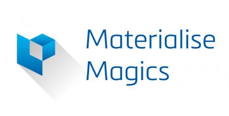 Magics Materialise - Préparation fichier 3D
