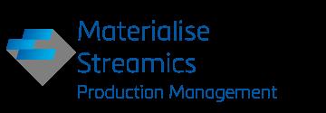 Streamics Materialise - Flux de production