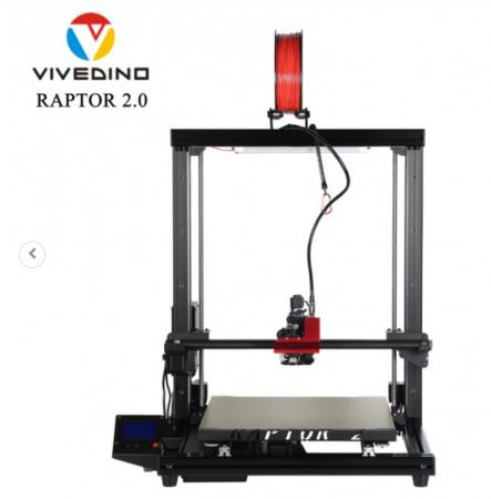 VIVEDINO Raptor 2.0 FORMBOT - Grand format
