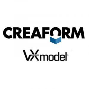Creaform VXmodel