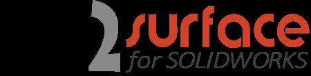 Mesh2Surface for SOLIDWORKS® KVS - Modélisation 3D