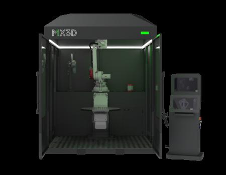 M1 MX3D - Métal