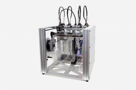 ToolChanger & Motion System E3D - Fabrication hybride