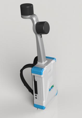 LiBackpack D50 GreenValley International - Scanners 3D