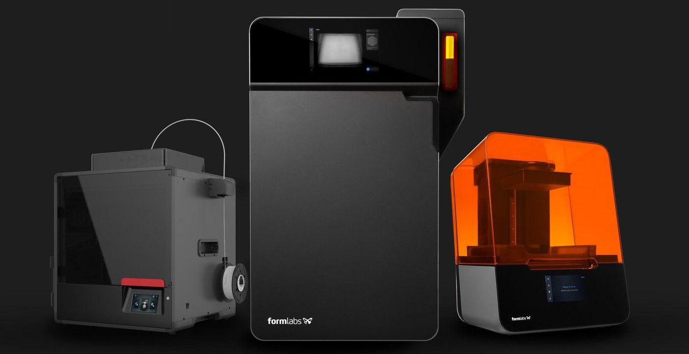 3D printer categories types