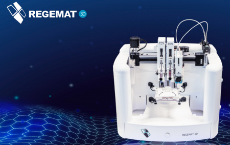 REG4LIFE REGEMAT3D - Imprimantes 3D