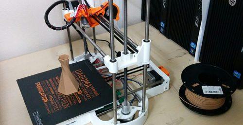 La Dagoma Discovery200, une imprimante 3D en kit abordable