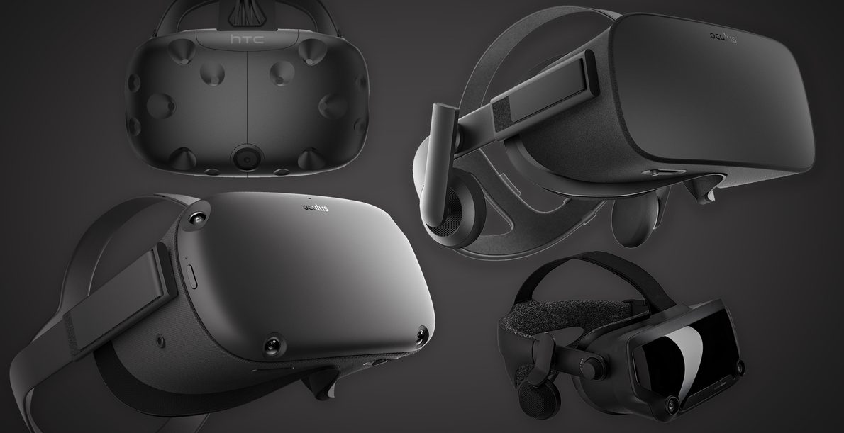 Types VR headset