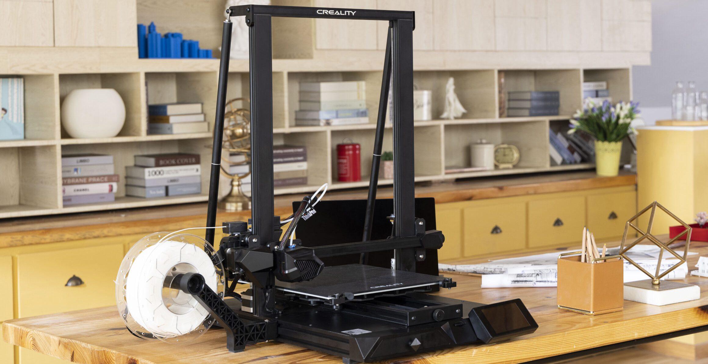 affordable large volume 3D printers
