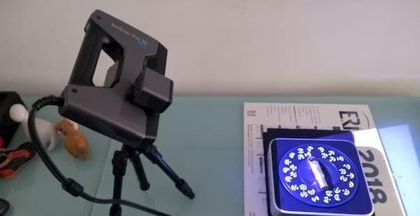 Test Shining 3D EinScan Pro 2X Plus : l'avis de l'expert