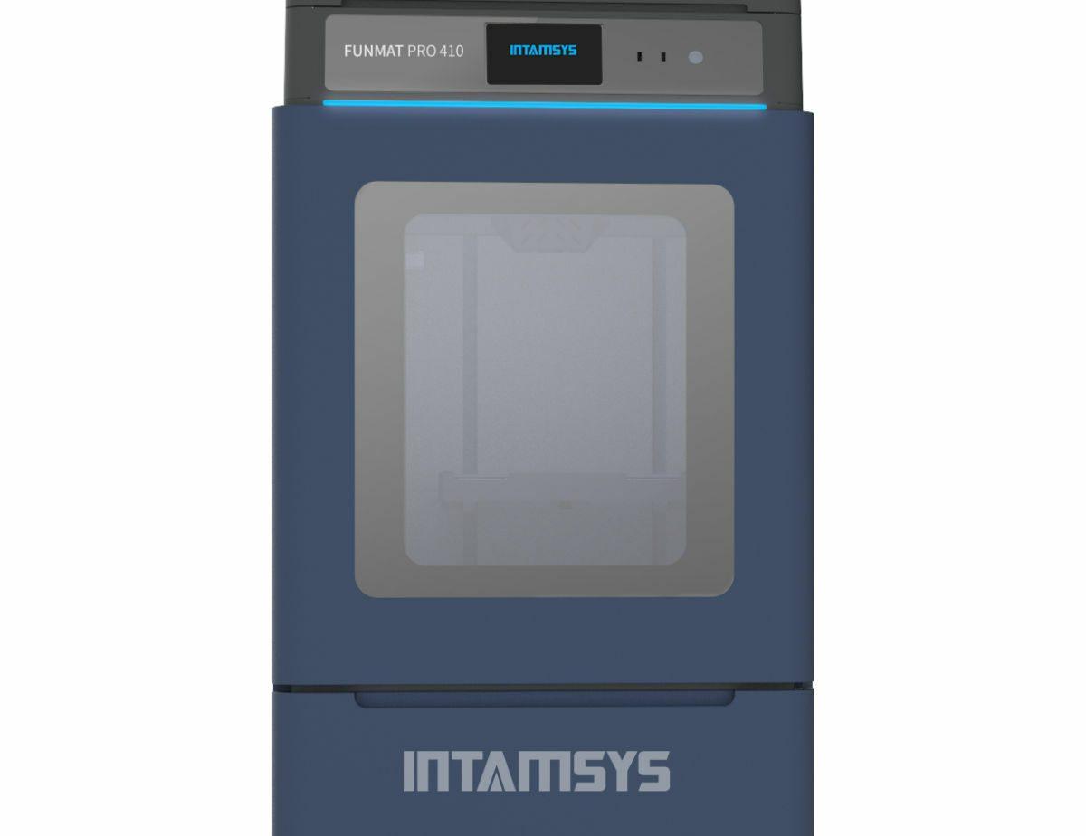 La INTAMSYS FUNMAT PRO 410, une solution de fabrication additive tout-en-un