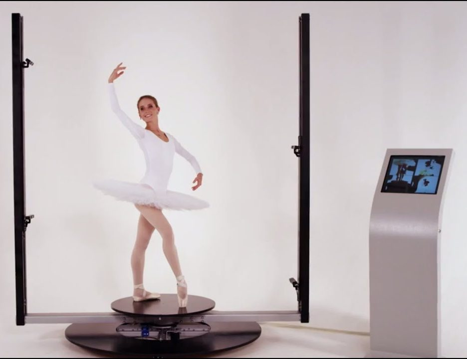 L'essor du scan 3D corporel : Pourquoi les avatars numériques sont l'avenir