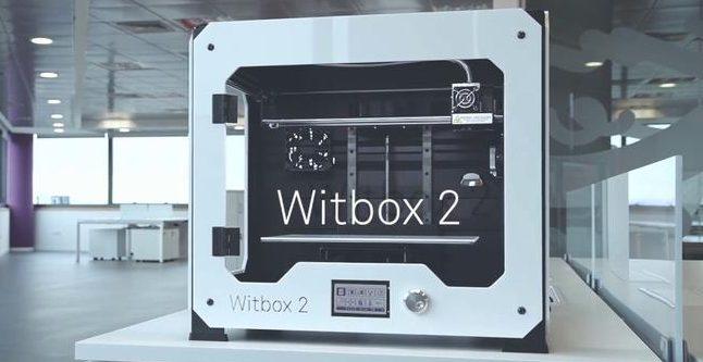 La bq Witbox 2, une imprimante 3D performante